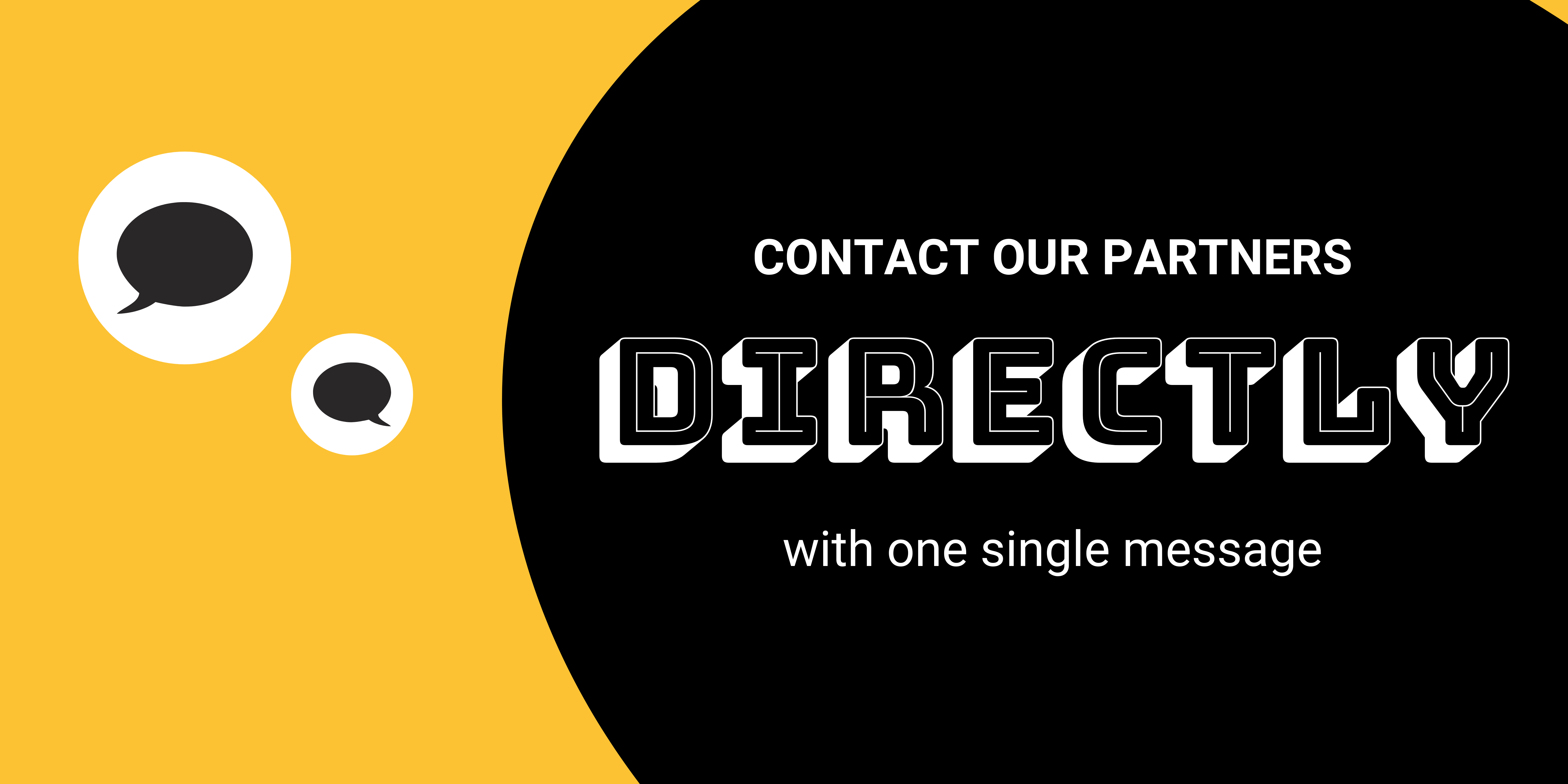 ask our partners directly